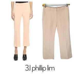 3.1 Phillip Lim Peach Pants.  Size 2